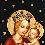 Part 3 - Master of Deichslers Altar - Maria with the child