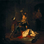 Part 3 - Januarius Zick (1730-1797) - The Beheading of John the Baptist