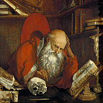 Part 3 - Marinus van Reymerswaele (c.1493-c.1567) - St. Jerome in his cell