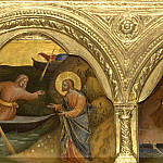 Lorenzo Veneziano – Predella with scenes from the lives of the Apostles Peter and Paul, Part 3