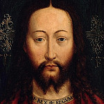 Part 3 - Jan van Eyck (c.1390-1441) - Face of Christ