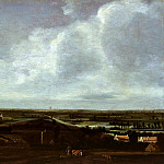 Part 3 - Joris van der Haagen (c.1615-1669) - Landscape with city in the distance