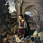 The Adoration of the Shepherds, Marco Palmezzano