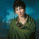 Part 3 - Friedrich Bury (1763-1823) - Countess Luise von Voss