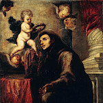 Part 3 - Juan Carreno de Miranda (1614-1685) - The St. Anthony of Padua with the Christ Child