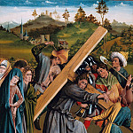 Johann Koerbecke – Carrying the Cross, Part 3