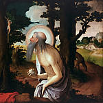 Part 3 - Lucas van Leyden (1494-1533) - The Penitent Saint Jerome