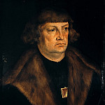 Part 3 - Lucas Cranach I (1472-1553) - Portrait of Mayor Weissenfels