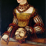 Part 3 - Lucas Cranach I (1472-1553) - Judith with the Head of Holofernes