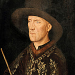 Part 3 - Jan van Eyck (c.1390-1441) - Baudouin de Lannoy