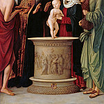 Part 3 - Lorenzo Costa (1460-1535) - The Presentation of Christ in the Temple