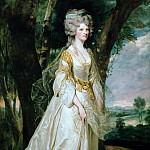 Part 3 - Joshua Reynolds (1723-1792) - Lady Sunderlin