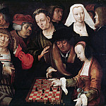Part 3 - Lucas van Leyden (1494-1533) - Game of Chess