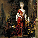 Jan Weenix – Elisabeth Charlotte of Orleans, Part 3