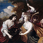 Meleager and Atalanta, Jan De Braij
