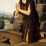 Part 3 - Lorenzo di Credi (1459-1537) - St. Mary of Egypt