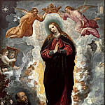 Part 3 - Juan de Roelas (1558-60-1624-25) - Immaculate Conception, the founder of Father Fernando de Mata