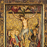 Part 3 - Kolner Diptychon - Jesus on the cross