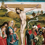 Part 3 - Johann Koerbecke (c.1420-1490) - Crucifixion