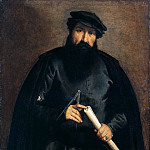 Portrait of an architect, Lorenzo Lotto