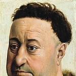 Part 3 - Robert Campin (c.1375-1444) - Portrait of a Fat Man