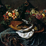Part 3 - Jan Fyt (1611-1661) - Still life with fish and fruit