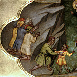 Part 3 - Martino di Bartolomeo - The St. Bridget saved pilgrims from distress