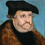 Part 3 - Lucas Cranach I (1472-1553) - Elector Frederick the Wise