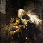 Part 3 - Jan Lievens (1607-1674) - Gypsy