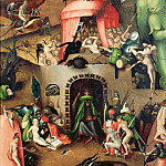 Part 3 - Lucas Cranach I (1472-1553) - Last Judgement