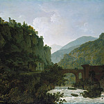 Joseph Wright – The monastery of St. Cosimato on the Arno, Part 3