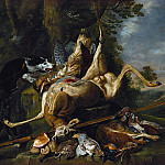 Part 3 - Jan Fyt (1611-1661) - Dogs with dead game