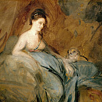 Part 3 - Joshua Reynolds (1723-1792) - The actress Kitty Fisher as Danae