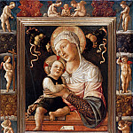 Part 3 - Lazzaro Bastiani (c.1425-1512) - Madonna and Child in Painted Frame