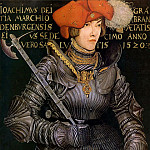 Part 3 - Lucas Cranach I (1472-1553) - Crown prince Joachim II