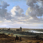 Part 3 - Jan van Goyen (1596-1656) - View Arnhem