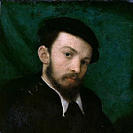 Portrait of a young man, Lorenzo Lotto
