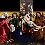 Part 3 - Michiel Coxie (c.1497-1592) after Rogier van der Weyden - The Descent from the Cross
