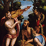 Part 3 - Lorenzo Leonbruno (1489-c.1537) - The Judgment of Midas