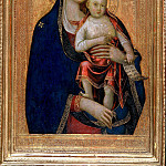 Part 3 - Lippo Memmi (after1290-1356) - Maria with the child