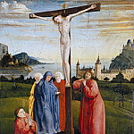 Part 3 - Konrad Witz (c.1400-c.1445) - Christ on the Cross