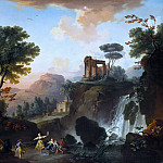 Charles Francois Grenier de Lacroix – Views of Tivoli, Part 3