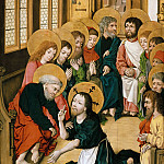 Part 3 - Master of House Book - The washing of the feet of the Apostles