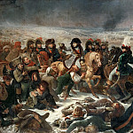 Part 2 Louvre - Antoine-Jean Gros (1771-1835) -- Napoleon on the Battlefield at Eylau, February 9, 1807