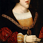 Part 2 Louvre - After Bernaert van Orley -- Charles of Burgundy, King of Spain, the future Charles V