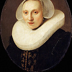 Part 2 Louvre - Rembrandt van Rijn -- Portrait of Cornelia Pronck