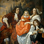 Part 2 Louvre - Bartholomeus van der Helst (1613-1670) -- The Reepmaker Family