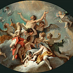 Part 2 Louvre - Sebastiano Ricci (1659-1734) -- Glorification of Saint Sebastian