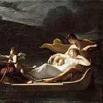 Part 2 Louvre - Constance Mayer -- The dream of happiness