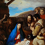 Part 2 Louvre - Jusepe de Ribera (1591-1652) -- Adoration of the Shepherds